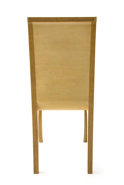 HOPI 4 Chair © Peter Stern Furniture Design
