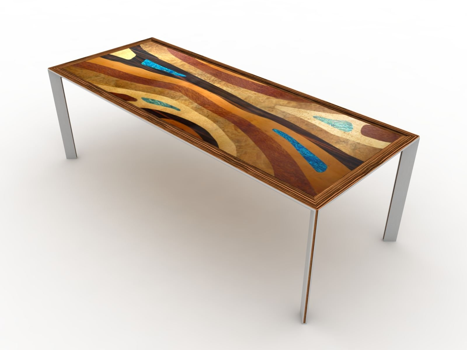 OTTAWA Table © Peter Stern Furniture Design