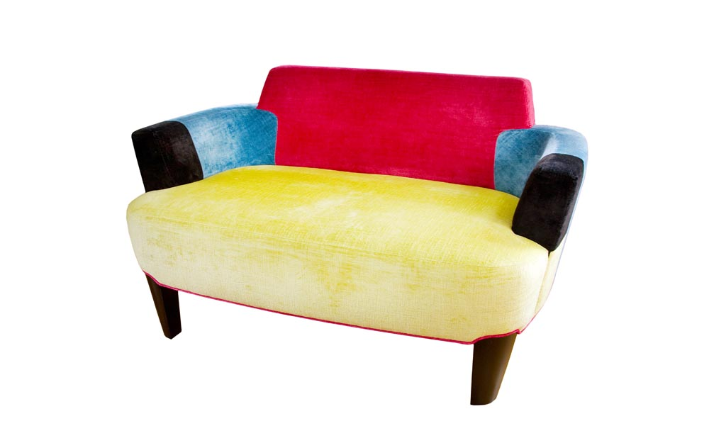 SERRANO Sofa © Peter Stern Furniture Design